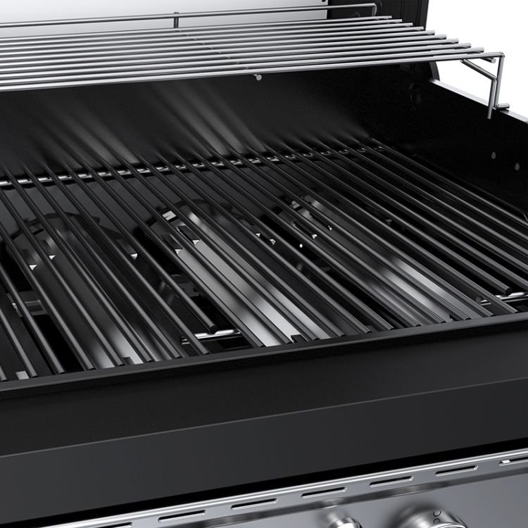 Dyna Glo Premium 5 Burner Stainless Lp Gas Grill