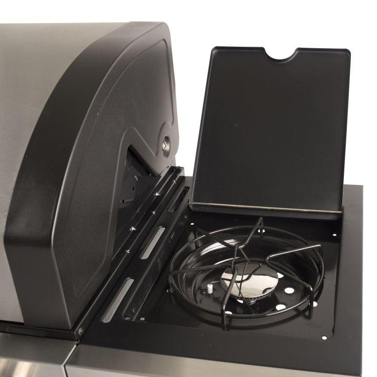 Dyna-Glo 4 Burner Open Cart Propane Gas Grill - DGB495SDP-D