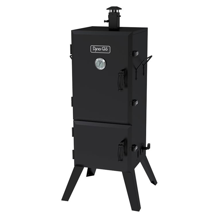 Dyna-Glo 36 inch Vertical Charcoal Smoker DGX780BDC-D product shot