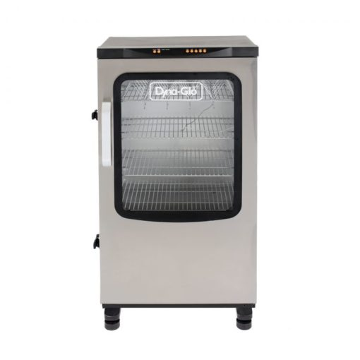Dyna-Glo 40 inch Single Door Digital Bluetooth Electric Smoker - DGU951SSE-D - product front