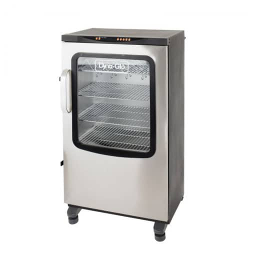 Dyna-Glo 40 Inch Single Door Digital Bluetooth Electric Smoker – DGU951SSE-D