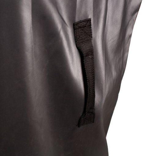 Dyna-Glo DG732ESC Premium Vertical Smoker Cover - handle