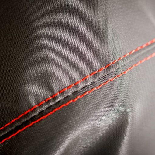 Dyna-Glo DG732ESC Premium Vertical Smoker Cover - stitching