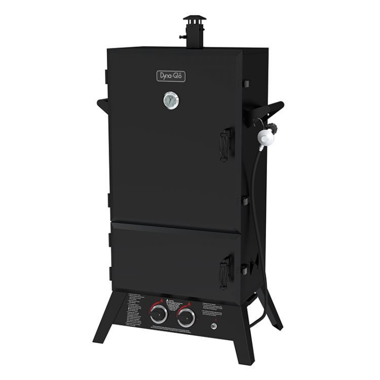 Dyna-Glo DGW1904BDP-D 43 inch Wide Body LP Gas Smoker DGW1904BDP-D-product shot