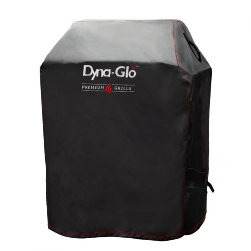 Product shot of Dyna-Glo Premium Grill Cover for 29in-D300C
