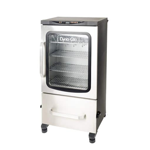 Dyna-Glo 40 Inch Two Door Digital Bluetooth Electric Smoker – DGU951SDE-D