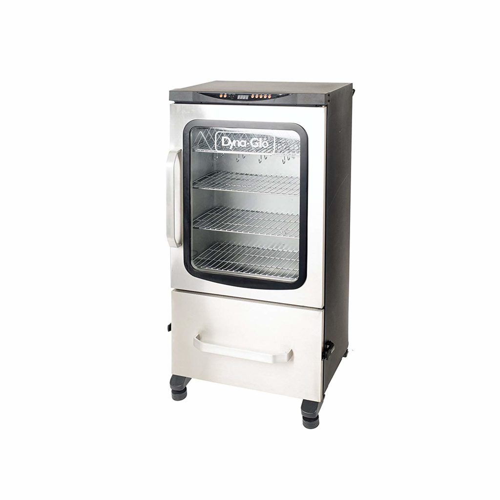 Dyna-Glo Two Door Digital Bluetooth Electric Smoker DGU951SDE-D 40 - product