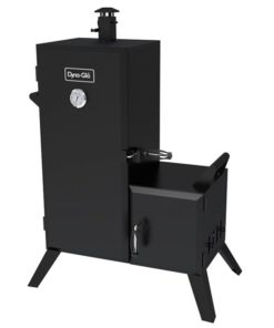 Dyna-Glo Vertical Offset Charcoal Smoker DGO1176BDC-D - product shot