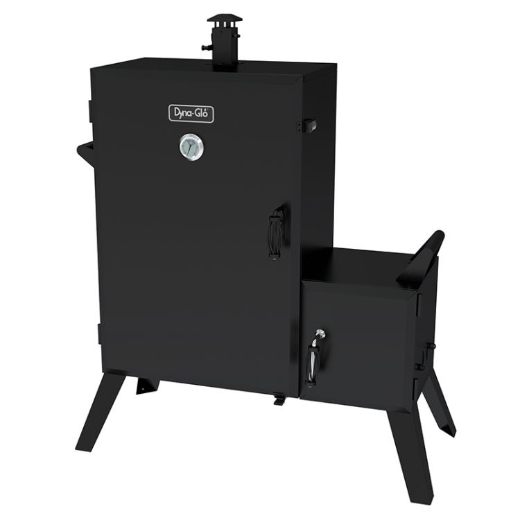 Dyna-Glo Wide Body Vertical Offset Charcoal Smoker DGO1890BDC-D - product shot