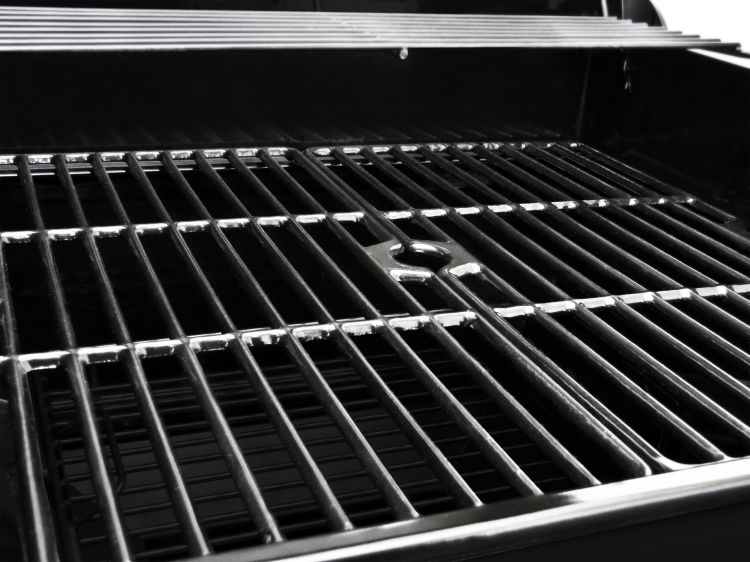 Dyna-Glo Premium 4 Burner Natural Gas Grill - Stainless