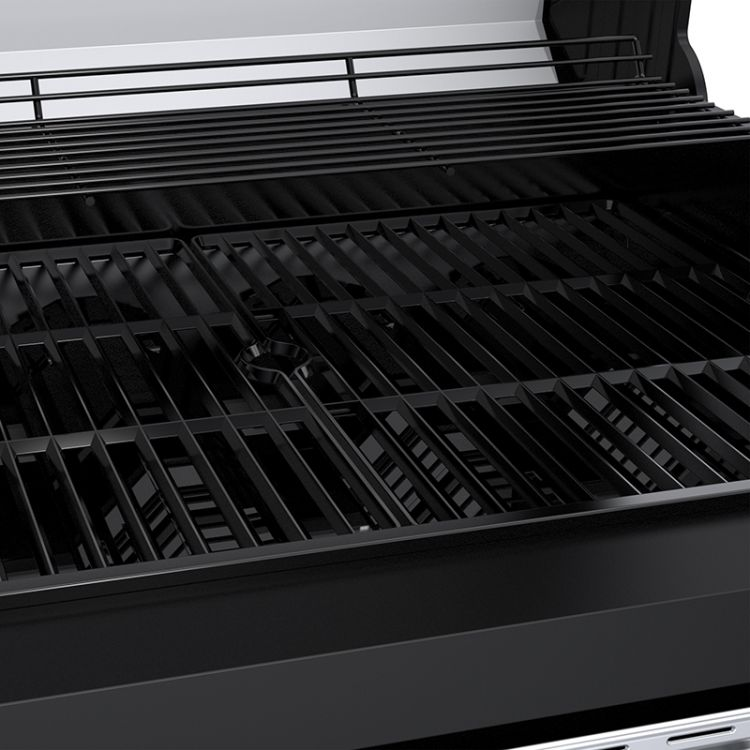 Cast iron grates for the Dyna-Glo 4 Burner Stainless Natural Gas Grill - DGA480SSN-D