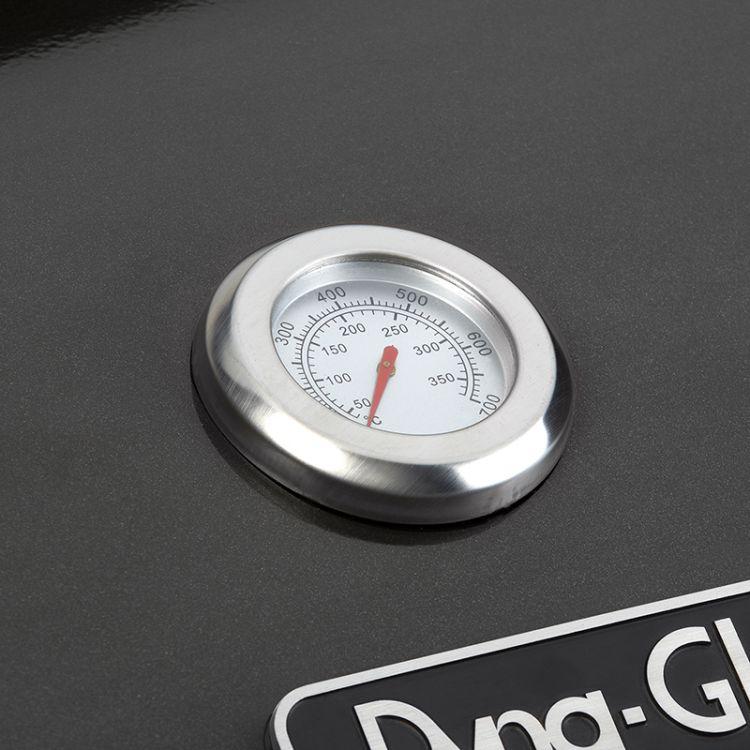 Dyna-Glo 5 Burner Gunmetal LP Gas Grill - DGE530GSP-D