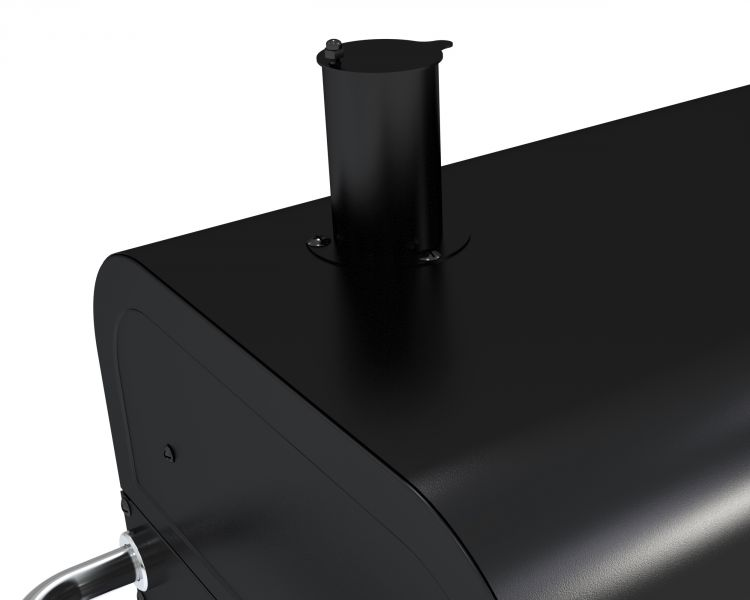 Dyna-Glo Compact Charcoal Grill - DGD381BNC-D Smoke Stack