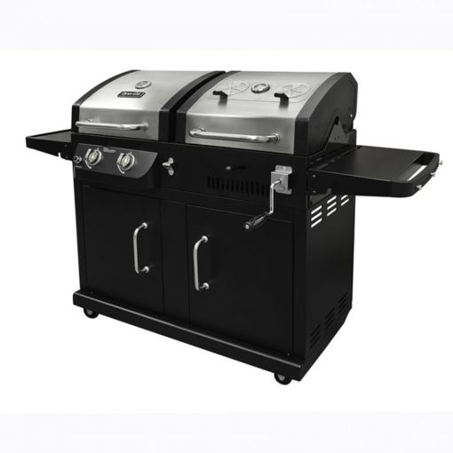 Product shot of the Dyna-Glo Dual Fuel Grill - DGB730SNB-D-KIT