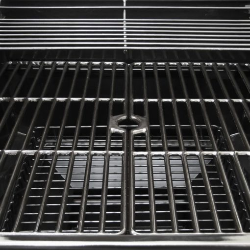 Heavy-duty porcelain enameled cast-iron cooking grates for the Dyna-Glo Dual Fuel Grill - DGB730SNB-D-KIT