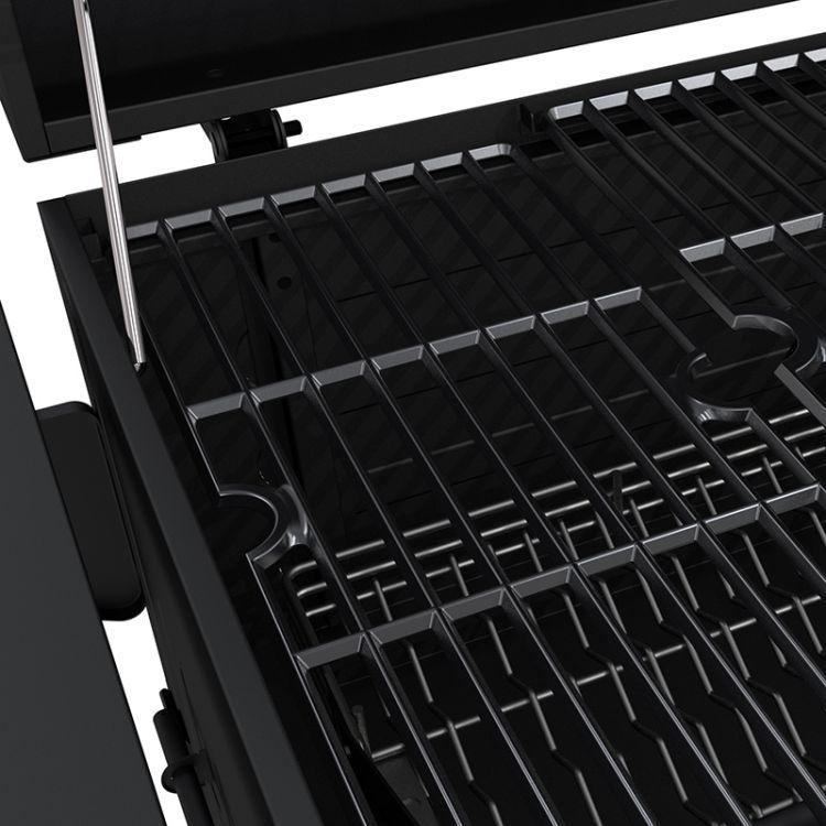 Dyna-Glo Heavy-Duty Charcoal Grill - Black Powder Coat