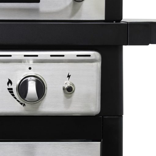 iginition for Dyna-Glo Smart Space Living 2 Burner LP Gas Grill