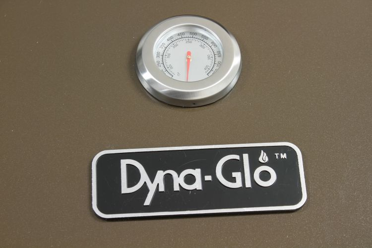 thermometer for the Dyna-Glo Smart Space Living 3 Burner LP Gas Grill – Burnishd Bronze - DGB390BNP-D