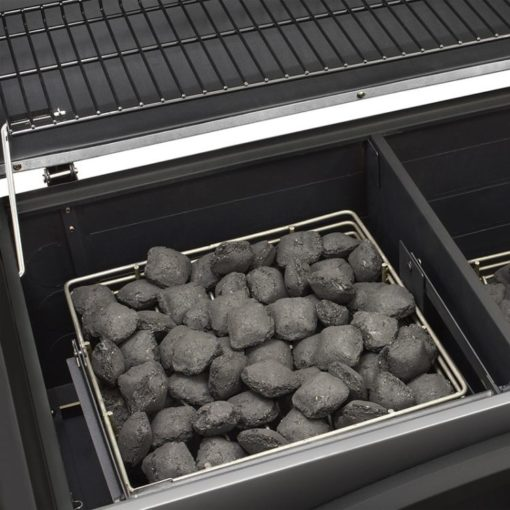 Charcoal Tray for the Dyna-Glo X-Large Premium Dual Chamber Charcoal Grill - DGN576SNC-D