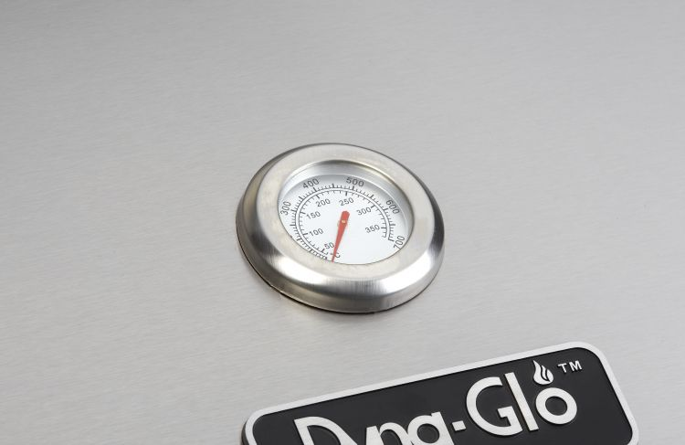 Thermometer for the Dyna-Glo 5 Burner Stainless Steel LP Gas Grill - DGE530SSP-D